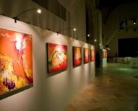 Krems - Kloster Und - Vernissage und Geburtstagsfeier Christa Hameseder